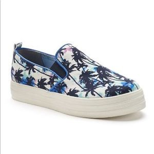 Juicy Couture Women's Palm Tree Sneakers